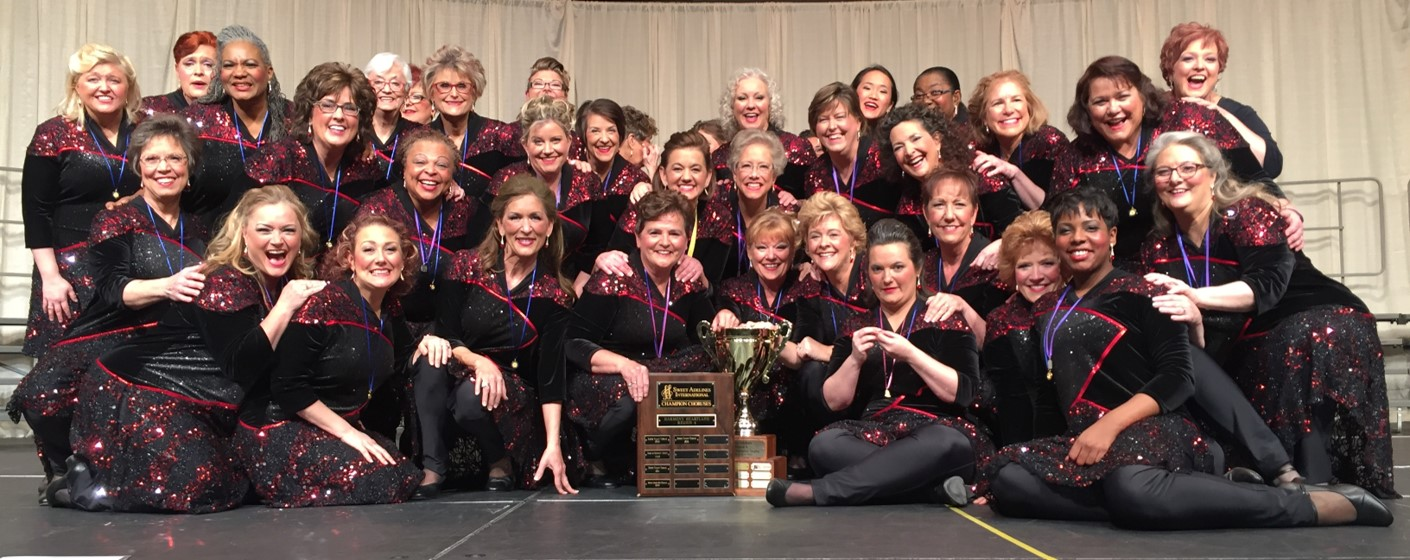 Award-Winning Women's Chorus