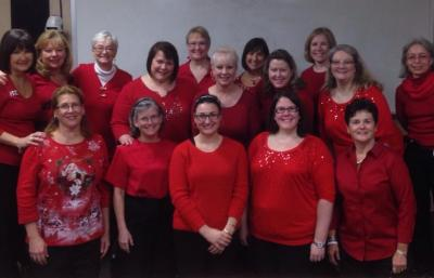 Holiday Sing Outs | Metro Nashville Chorus